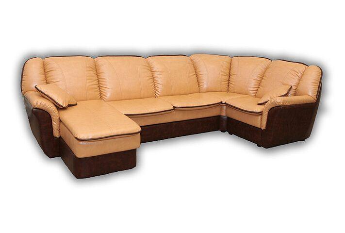 Угловой диван купить в киеве, комплект мягкой мебели Женева приобрести в