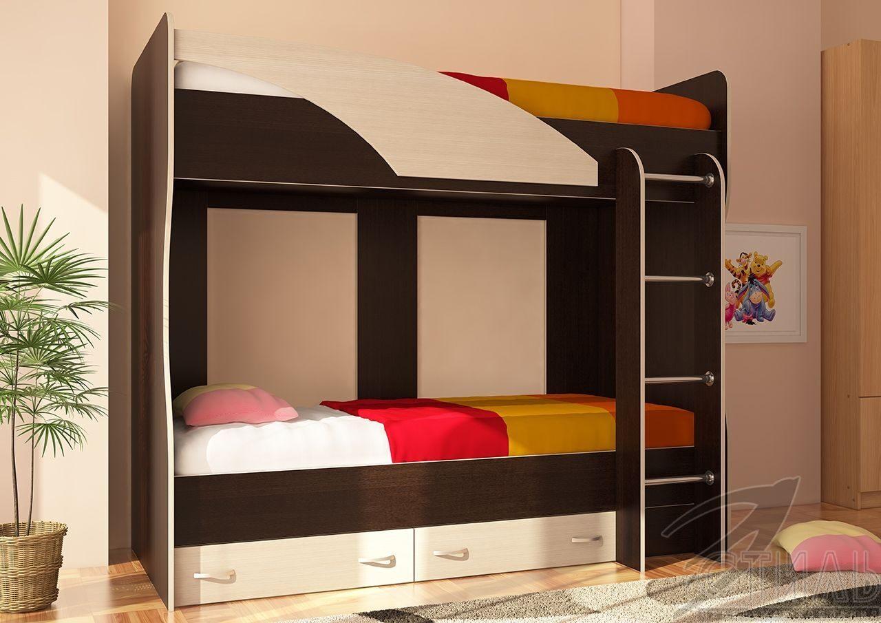 Детская кровать 2 ярусная